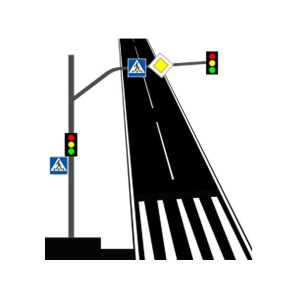 Опоры консольные светофоры 1